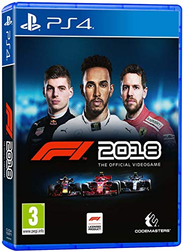 F1 2018 - Playstation 4 (Ps4) - Lingua italiana