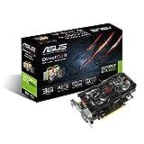 Asus NVIDIA GeForce GTX 660 Ti Grafikkarte (PCI-e, 3GB GDDR5 Speicher, DVI, HDMI, 1 GPU)