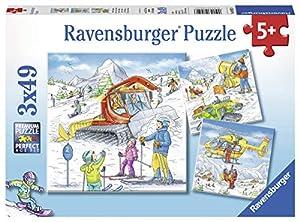 Ravensburger 00.008.052 Puzzle - Rompecabezas (Rompecabezas con Pistas Dibujadas, Arte, Niños, Niño/niña, 5 año(s), Interior)