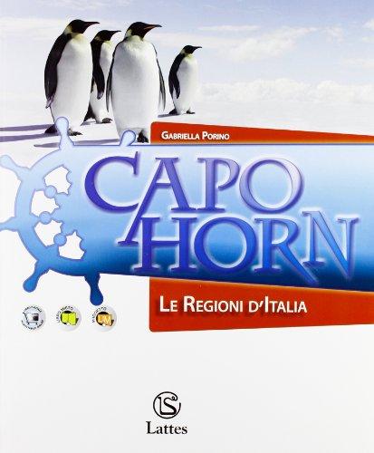 Capo Horn-Le regioni d'Italia. Per la Scuola media