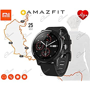 Xiaomi Huami Amazfit Smart Watch Stratos 2 Sports Smartwatch ...
