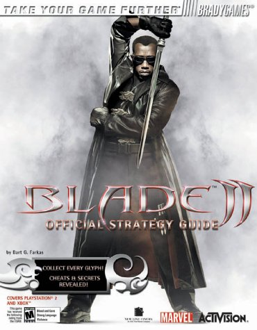 Blade? II Official Strategy Guide
