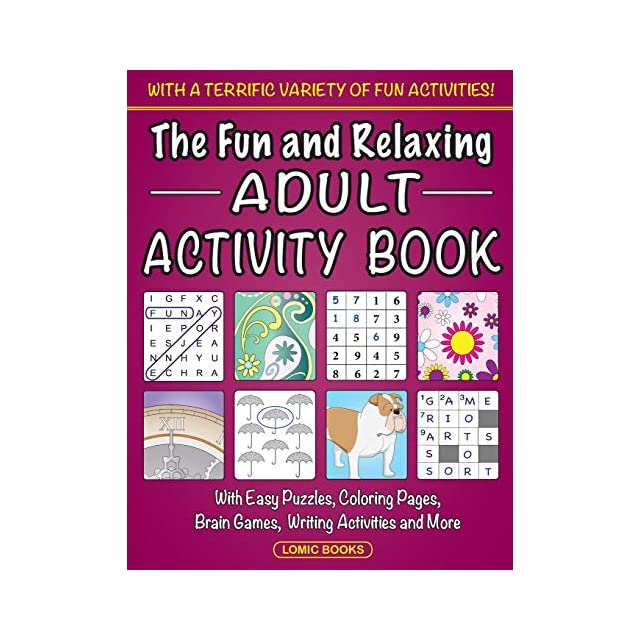 the mindfulness puzzle book relaxing puzzles to destress and unwind