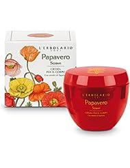 L'Erbolario Papavero Soave Körpercreme, 1er Pack (1 x 200 ml)