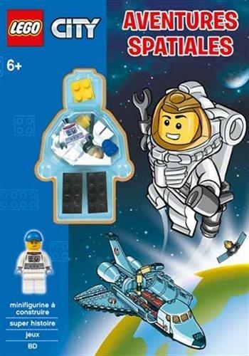 LEGO CITY AVENTURES SPATIALES