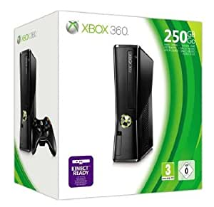 MICROSOFT XBOX 360 250GB CONSOLE - MATTE: Amazon.de: Games