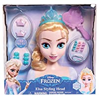 Disney Frozen Elsa Styling Head Toy