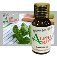 100% Natural and Pure Peppermint Oil Therapeutic Grade Essential Oil -50ml