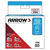 ARROW T50 Staples Box 5000 10mm - 3/8in