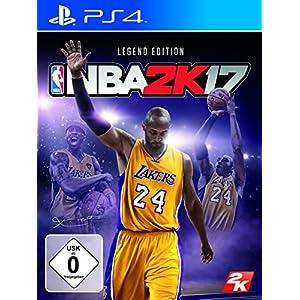 NBA 2K17 – Legend Edition – [PlayStation 4]