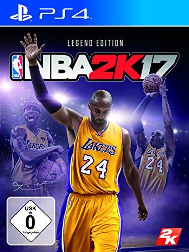 NBA 2K17 - Legend Edition - [PlayStation 4]
