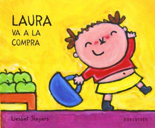 Laura va  la compra por Liesbet Slegers