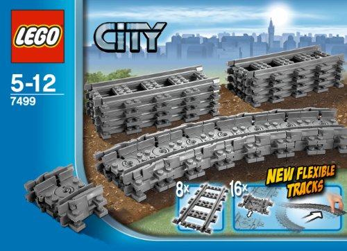 LEGO City - Vías flexibles (7499 )