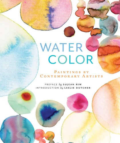 Watercolor: Paintings of Contemporary Artists (English Edition)