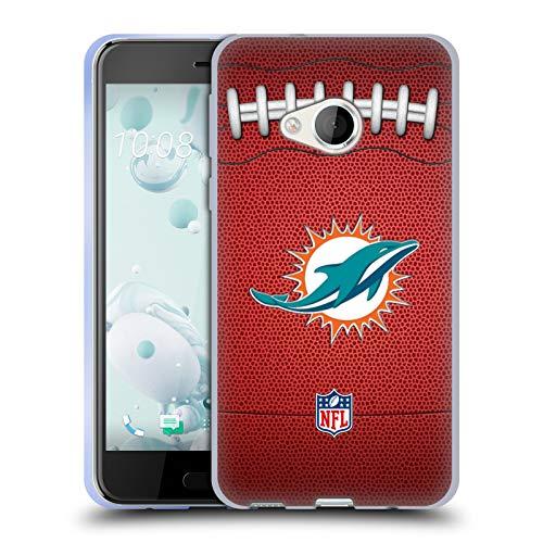 fizielle NFL Fußball 2018/19 Miami Dolphins Soft Gel Hülle für HTC U Play/Alpine ()