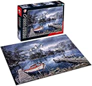 1000 Pieces Jigsaw Puzzle for Adults and 12+ Years Old Kids