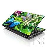 LSS ordinateur portable 15 'et 15,6' Motif Skin autocollant en vinyle Compatible...