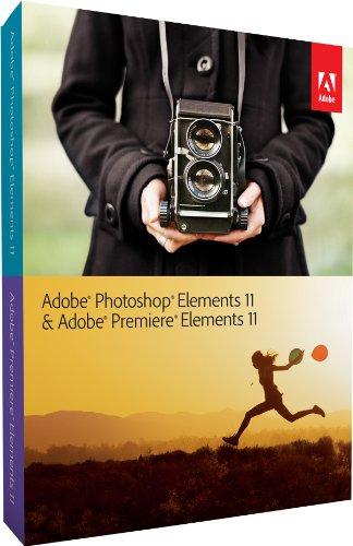 Adobe Photoshop Elements 11 & Premiere Elements 11 (Adobe 11 Premiere)