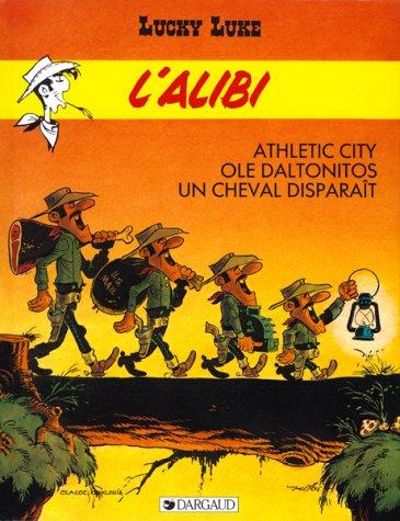 Lucky Luke, volume 29 : L'alibi par Morris