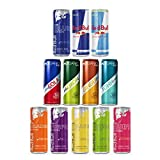 Red Bull Super-Set Mix-Set Red Bull 12 Dosen,Energy Drink,Organics,Edition inkl. Pfand
