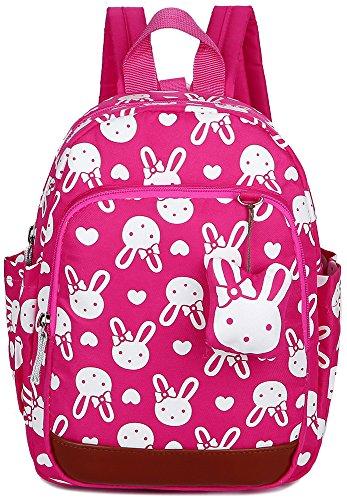 Kindergarten Schultasche mit Baby Elefant Kinderrucksack mit Leine