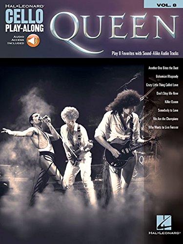 Queen: Cello Play-Along Volume 8 With Access Code (Hal Leonard Instrume)