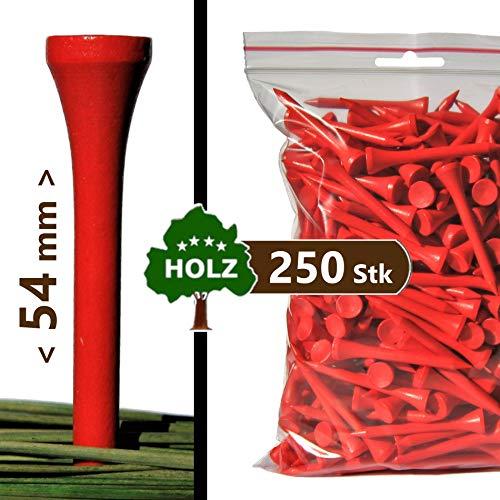 Golf TEES - 54 mm (2 1/8