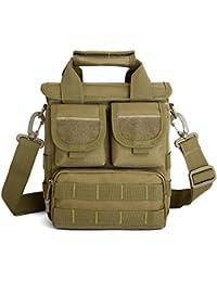 ruifu al aire libre multiusos militar táctico mochila Bolsa de hombro bolsas de mensajero bolsa impermeable