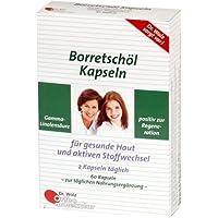 Dr. Wolz Borretschöl, 60 Kapseln preisvergleich bei billige-tabletten.eu