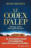 Le Codex d'Alep (A.M. HISTOIRE)