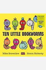 Ten Little Bookworms: World Book Day 2019 Paperback