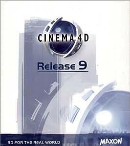 CINEMA 4D Release 9 WIN