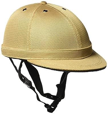 Yakkay Men's Helmet - Cambridge Gold from Yakkay