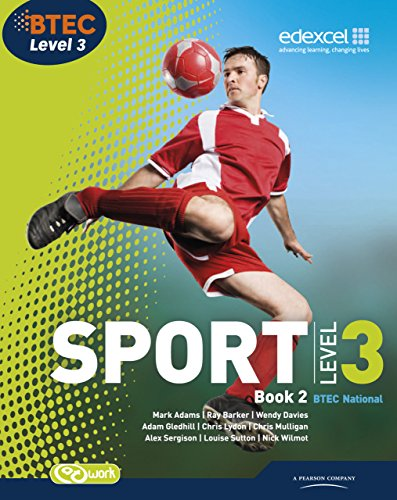 BTEC Level 3 National Sport  Book 2 (BTEC National Sport 2010)