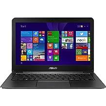 ASUS Zenbook UX305FA-FB003H - Ordenador portátil (Ultrabook, Touchpad, Windows 8.1 , Polímero, Negro, Concha, teclado alemán QWERTZ) [Importado de Alemania]