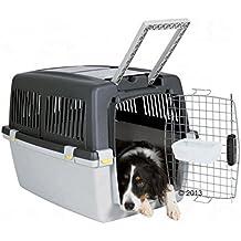 Resistente – GULLIVER de caseta de perro ideal para perro Carrier para viajes en avión,