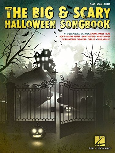 The Big & Scary Halloween Songbook (English Edition)