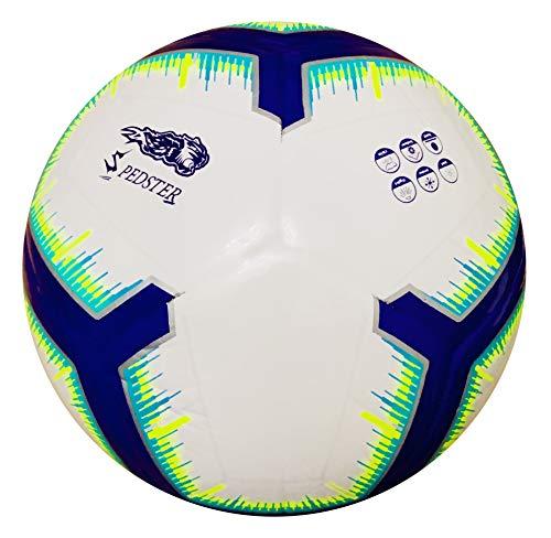 premier league pallone da calcio 2018-2019, misura 5, 4, 3 spedster (il pallone è confezionato in una bella borsa regalo a rete), 5