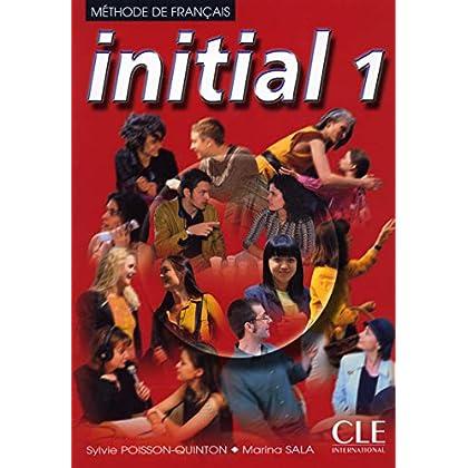 Initial niveau 1, version en euros : Livre de l'élève