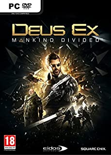 Deus Ex: Mankind Divided - Day One Edition (B00W3PI8O0) | Amazon price tracker / tracking, Amazon price history charts, Amazon price watches, Amazon price drop alerts
