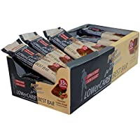 Power System Women LOWerCARB BestBar - 40g Choco-Cookie-Dough 30er Tray