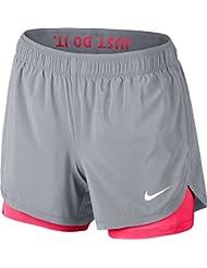 Nike Damen Short Flex Training Short 2in1