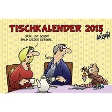 Stand-Tischkalender 2013