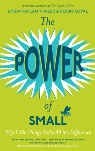 The Power of Small (English Edition)