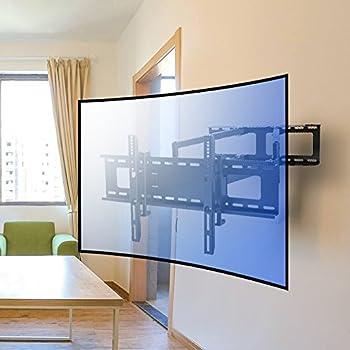 vemount support mural tv pour 30 65 pouces 76cm amazon. Black Bedroom Furniture Sets. Home Design Ideas