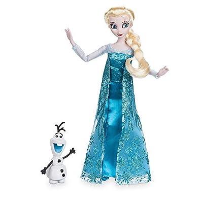 Disney Elsa/Frozen - La Reina Elsa, muñeca - Original por Disney