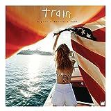 Songtexte von Train - a girl a bottle a boat