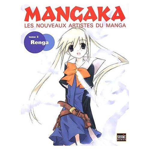 Mangaka, Tome 3 : Renga