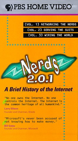 Preisvergleich Produktbild Nerds 2.0.1: A Brief History of the Internet [VHS]