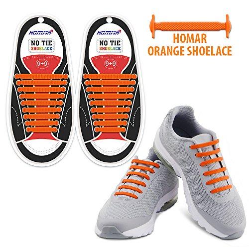 Homar Wasserdicht Reflektierende Kein Tie Schnürsenkel Elastische Sport  Schnürsenkel für Sneakers Boots Skateboard Wandern Sport-